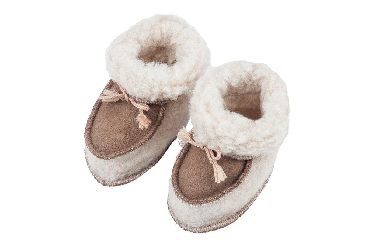 f50c99fbf5a4 Detské topánočky z ovčej vlny - Ovečkárna.sk