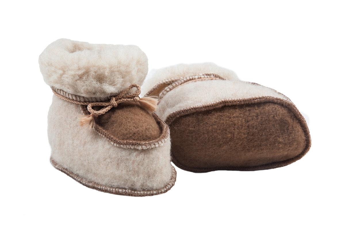 f7335ddfbe71 Detské topánočky z ovčej vlny Detské topánočky z ovčej vlny ...