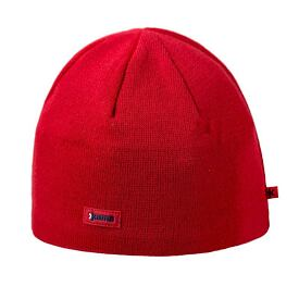 d39e08423 Čiapka merino pletená KAMA A02 Červená