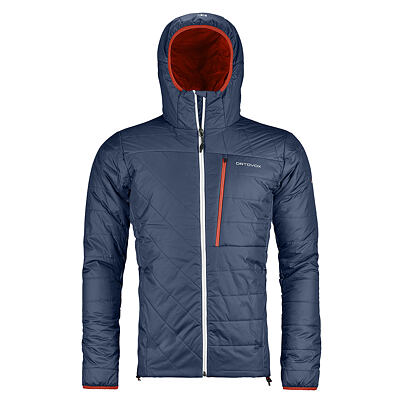 Pánska merino bunda PIZ BIANCO JACKET ORTOVOX Night Blue